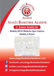 Atagül Basketbol Akademi Broşür 1